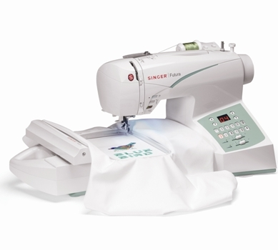 Top 40 Singer Embroidery Sewing Machines Quantum Futura CE Futura Cool Singer Futura Ses1000 Embroidery Sewing Machine