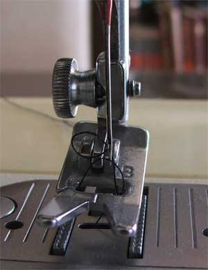 How To Use a Pedal Sewing Machine